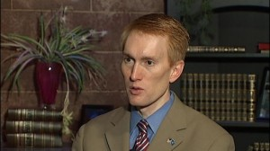 Sen. James Lankford, R-Okla.
