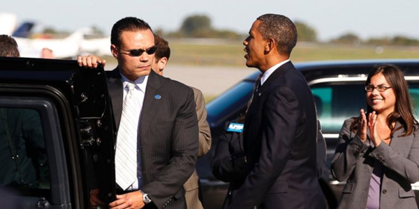 Dan Bongino and President Obama
