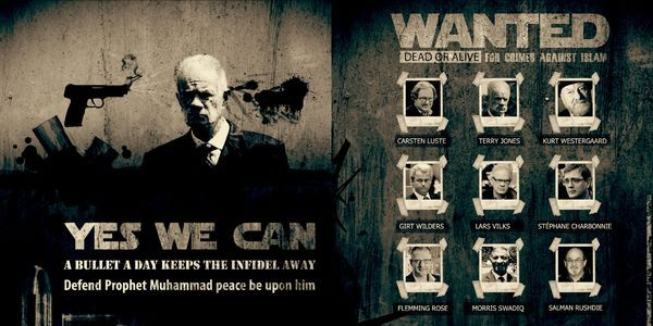 10 most wanted (dead of course) by al-Qaida