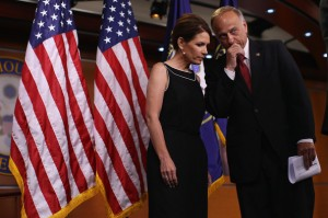 Bachmann and Rep. Steve King, R-Iowa