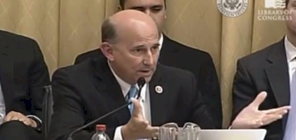 Rep. Louie Gohmert says news of gunfire coming from the Mexican side of the border toward U.S. agents might have been covered up if he hadn't been at the site of the incident Friday night.