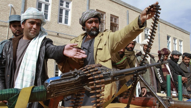 Afghan border cross-fire kills 15 on both sides
