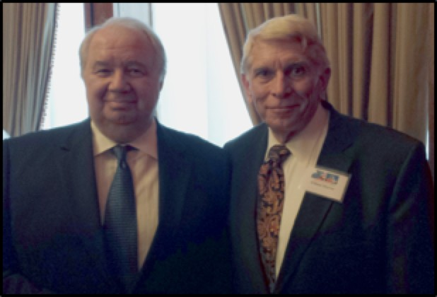 Ambassador Kislyak and William J. Murray