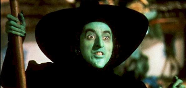 Image result for pictures of witches cursing trump