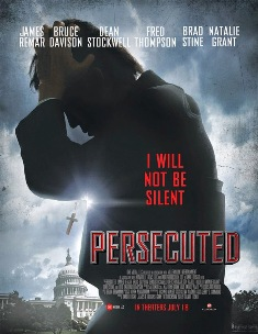 PERSECUTED - In theaters July 18th.  (PRNewsFoto/One Media LLC)