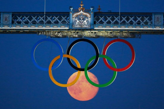 Photograph by REUTERS/Luke MacGregor (via Reuters Olympics on Facebook)