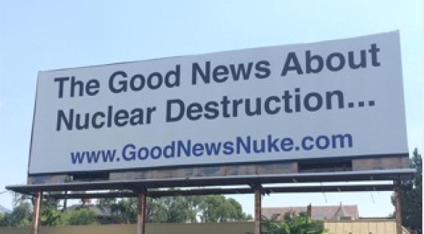 Salt Lake City billboard