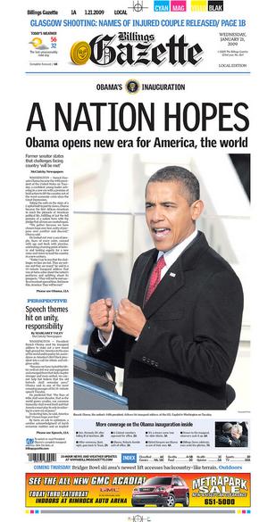 Newspaper very sorry f...