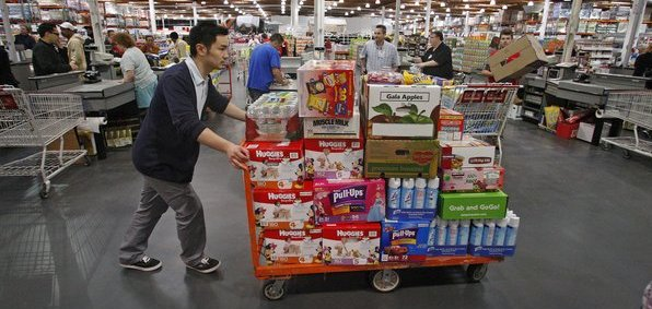 Costco surrenders to 'America' consumers