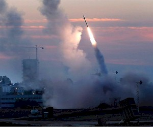 Hamas rockets have kept Israel under siege in recent days.