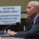 IRS Commissioner Koskinen Testifies on Missing Emails
