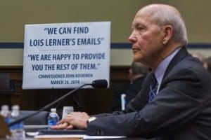 IRS Commissioner John Koskinen