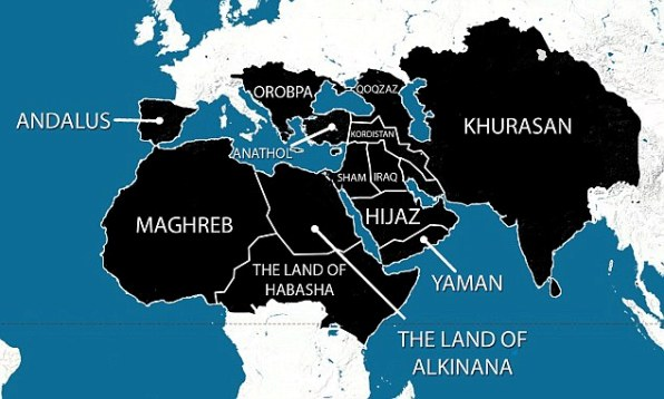"In a Newly Released Video Islamic State jihadists Vow to ""Conquer Israel, Rome, Spain and Subject all to Shariah"
