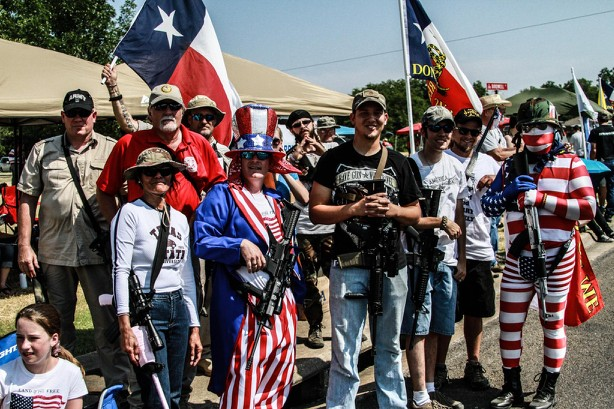 (Photo courtesy of Open Carry Texas)