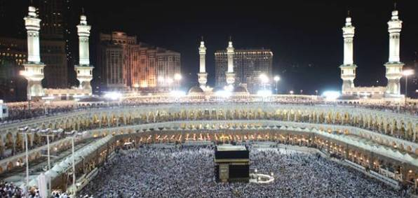 ISIS PUTS BULL'S-EYE ON MECCA, MEDINA