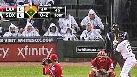 Poncho Night Fills Stands With Kkk Look Alikes Wnd