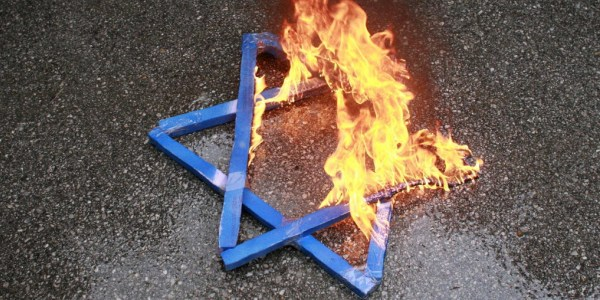 The 3 constants in life: Death, taxes and anti-Semitism