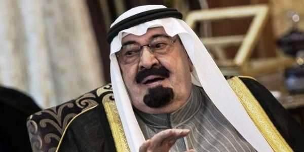 Saudi King Abdullah bin Abdulaziz al-Saud