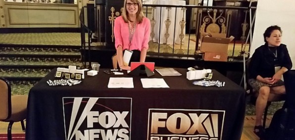 Fox sponsorship of 'gay' and lesbian journalism conference