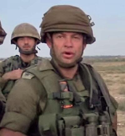 IDF Col. Ofer Winter