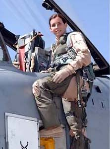Air Force Col. Martha McSally