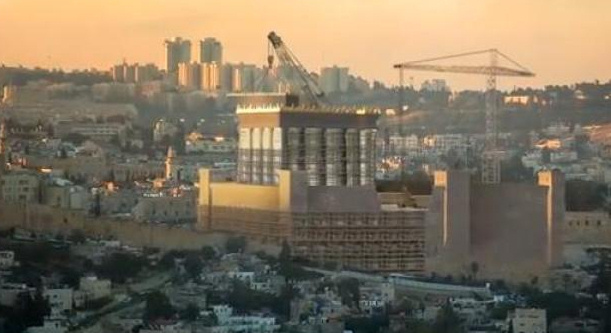 Will the Third Temple look like this?