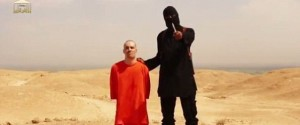 American journalist James Foley before his beheading by ISIS