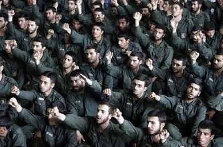 Iranian Revolutionary Guard Corps