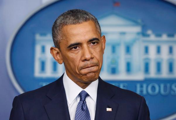 obama-grimace