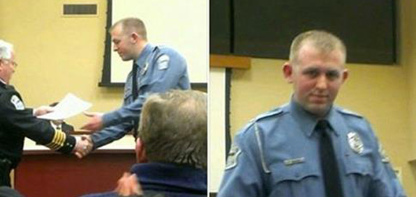 Officer Darren Wilson of Ferguson Police Department