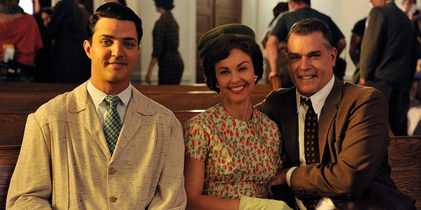 "Blake Rayne, Ashley Judd and Ray Liotta in ""The Identical"""