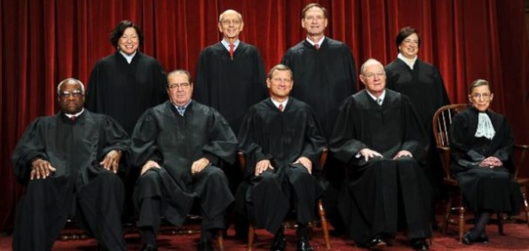 Supreme Court that created 'same-sex marriage'