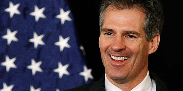 Former Massachusetts Sen. Scott Brown