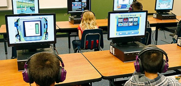 "Technology is increasingly being used by schools to gather data on students, testing not just their knowledge of subjects like reading, math and science but subjective ""social skills."""