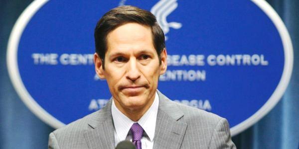 Dr. Thomas Frieden, director of the Centers for Disease Control (CDC)