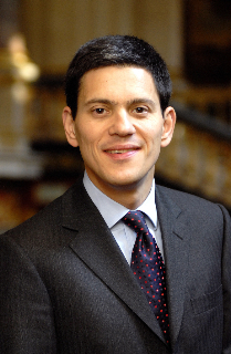 IRC CEO David Miliband is the former British foreign secretary.