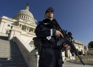 Capitol Police officer