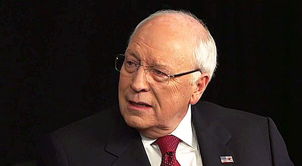 Dick cheney indict