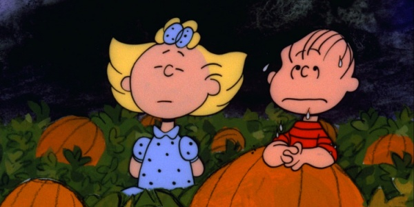 "Scene from ""It's the Great Pumpkin, Charlie Brown"""
