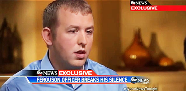 Ferguson cop paying for Brown shooting 'with his career' - WND
