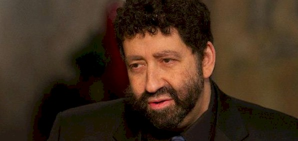 Author and Messianic Rabbi Jonathan Cahn.