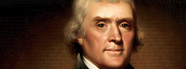 """The best government is that which governs least"" –  Thomas Jefferson."