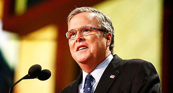 Limbaugh Why Jeb Bush Is Really Running
