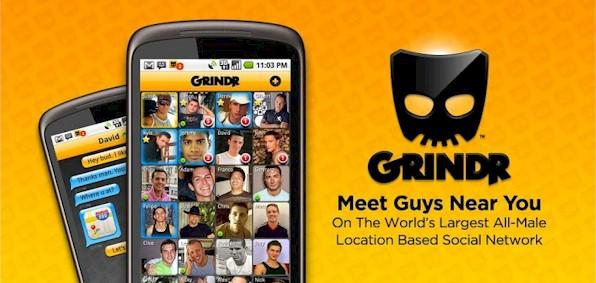 Gay social hookup apps