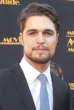 "Diogo Morgado of ""Son of God"""