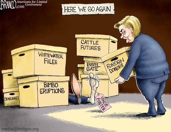 Clinton Scandals Galore Wnd
