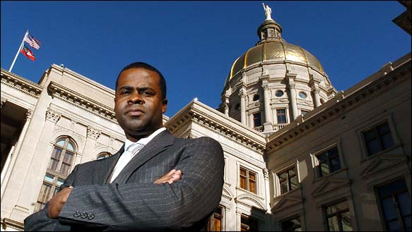 Muhammad Kasim Reed, mayor of Atlanta.