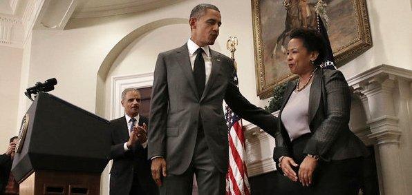 Image result for obama lynch