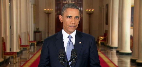 President Obama announces his executive action on immigration Nov. 20, 2014