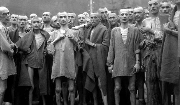 World War II prison camp inmates